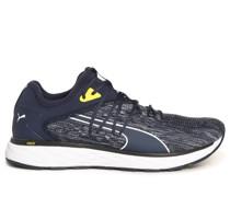 Sneaker navy meliert