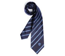 Krawatte, navy/blau, Herren