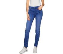 Jeans Poblue blau