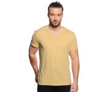 T-Shirt, Gelb, Herren