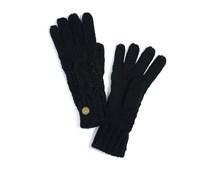 Handschuhe, schwarz, Damen
