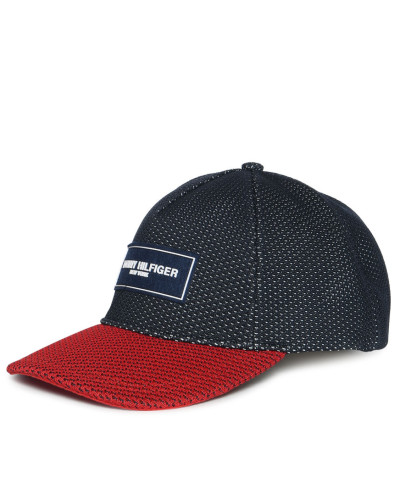 Cap navy/rot