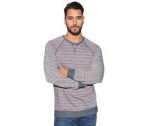 Sweatshirt mit Virskoseanteil, Rot, Herren