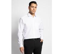 Business Hemd Regular Fit weiß