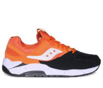 Sneaker, Orange, Herren