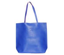 Tasche, blau/pink, Damen