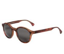 Sonnenbrille, braun, Herren
