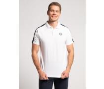 Poloshirt Regular Fit weiß