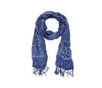 Schal, blau, Damen
