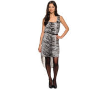 Kleid, Grau, Damen