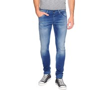 Orglenn Fox BL Jeans, blue denim, Herren