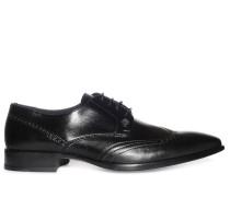 Businessschuhe, schwarz, Herren