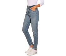 Jeans Selena blau