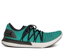 Sneaker mint/schwarz