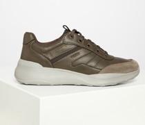 Sneaker braun/grau