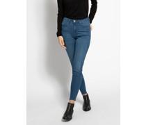 Jeans Scarlett High blau
