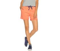 Shorts, Orange, Damen