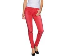 Jeans, hellrot, Damen