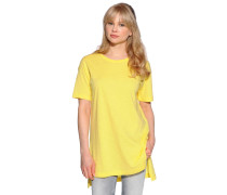 T-Shirt, Gelb, Damen