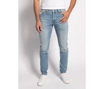Jeans Servando blau
