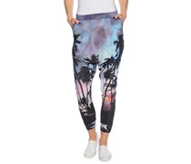 Palms Jersey Pant Girl, multicolor, Damen
