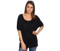 T-Shirt, schwarz, Damen