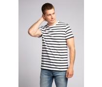 T-Shirt weiß/schwarz