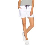 Shorts, Weiss, Damen