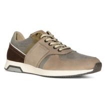 Sneaker taupe/braun