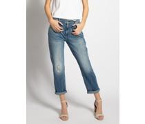 Jeans Aiden blau