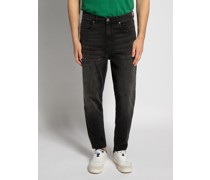 Jeans Relaxed schwarz