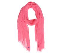 Schal, pink, Damen