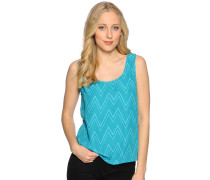 Lisa Blouse, waves tropical green, Damen