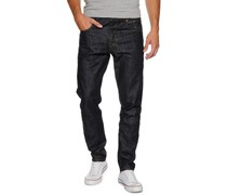 Clean Blue Tapered Fit, dunkelblau, Herren