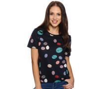 T-Shirt, navy, Damen