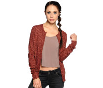 Strickjacke, Rot, Damen