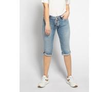 Jeans Marina Capri blau