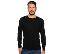 Pullover, schwarz, Herren