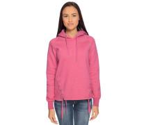 Sweatshirt pink meliert