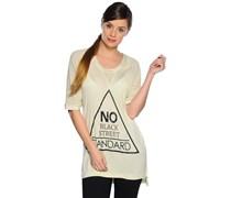 T-Shirt, beige, Damen