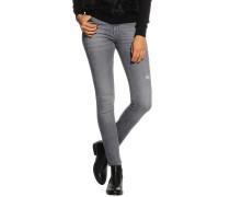 Jeans, grau, Damen
