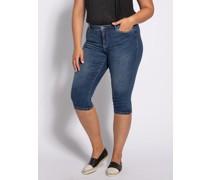 Jeans Five (große Größe) royalblau