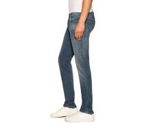 Jeans Skid blau