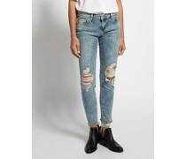 Jeans Mina hellblau