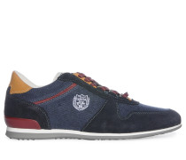 Sneaker, navy, Herren