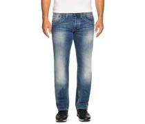 Jeans Jeanius blau