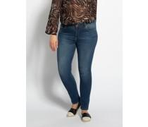 Jeans Maren (große Größen) blau