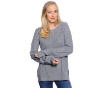 Pullover, grau, Damen