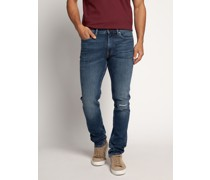 Jeans Tapered blau