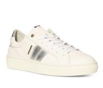 Sneaker weiß/silber